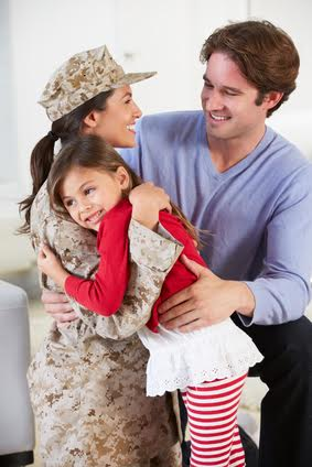 Long Distance Relationships: Advice from Military Families